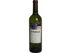 Minna - VILLA MINNA VINEYARD - 2008 - Blanc