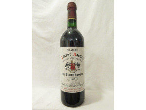 Chateau Tertre Daugay - Château Tertre Daugay - Malet Roquefort - 1988 - Rouge