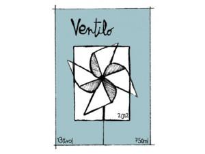 Ventilo - COLLINE DE L'HIRONDELLE - 2019 - Rosé