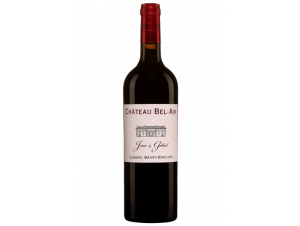 Bel-air 'jean & Gabriel' - Château Bel Air - 2014 - Rouge