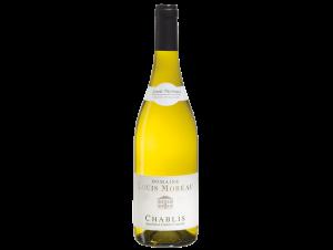Chablis - Domaine Louis Moreau - 2018 - Blanc