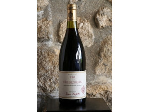 Bourgogne - Domaine Jean Lafitte - 1993 - Rouge