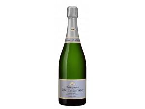 Extra Brut Blanc de Blancs - Champagne Valentin Leflaive - Non millésimé - Effervescent
