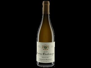 Corton-Charlemagne Grand Cru - Domaine Arnaud Baillot - 2018 - Blanc