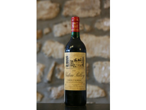 chateau belloy canon-fronsac - Château Belloy Canon Fronsac - 1999 - Rouge