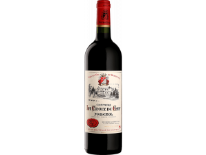 Château La Croix de Gay - Château La Croix de Gay - 2016 - Rouge