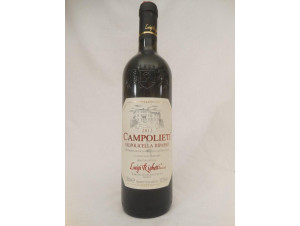 Campolieti - Luigi Righetti - 2011 - Rouge
