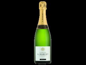 Brut classique - Champagne A. Robert - Non millésimé - Effervescent