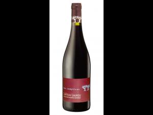 Les Complices - Château Laurou - 2013 - Rouge