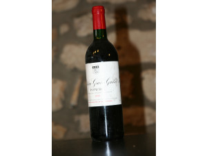 Chateau Graves Guillot - Chateau Grave Guillot - 1990 - Rouge