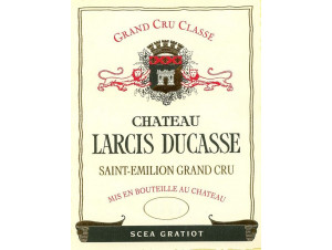 Château Larcis-Ducasse - Château Larcis-Ducasse - 2016 - Rouge