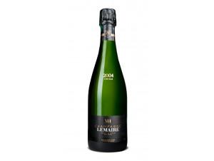 Millesime 2004 - Champagne Lemaire Père et Fils - 2004 - Effervescent