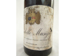 Chambolle Musigny - Leon Violland - 1992 - Rouge
