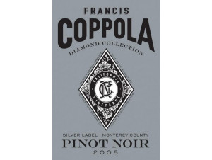 Diamond collection - pinot noir - FRANCIS COPPOLA - 2014 - Rouge