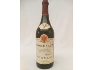 Bonchalaz - Domaines Henri Maire - Non millésimé - Rouge