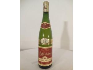 Cuvée Lafayette - La Cave des Vignerons de Pfaffenheim - 1990 - Blanc