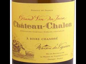 Chateau Chalon 62 cl - Maison du Vigneron - 1982 - Blanc