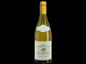 Mâcon Fuissé Cuvée Marie-Josèphe Ferraud - P. Ferraud & Fils - 2018 - Blanc