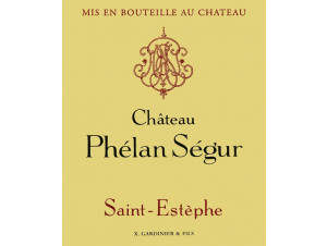 Château Phélan Ségur - Château Phélan Ségur - 2009 - Rouge