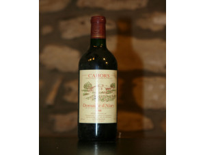 Cahors, Domaine D'alary, - Domaine d'Alary - 1988 - Rouge