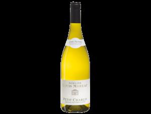 Petit Chablis - Domaine Louis Moreau - 2018 - Blanc