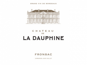 Château de la Dauphine - Château de la Dauphine - 2015 - Rouge