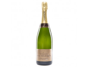 Cuvée de Réserve - Extra Brut - Champagne Jean Sélèque - Non millésimé - Effervescent