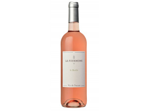 Le BURLET - Domaine la Fourmone - Non millésimé - Rosé