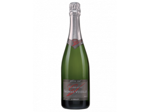 Brut Millesime Grand Cru - Georges Vesselle - 2009 - Effervescent