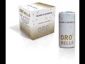 Oro Bello (Cannettes par 4) - Maison L. Tramier et Fils - Non millésimé - Effervescent