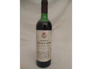 Vignelaure - Chateau Vignelaure - 1975 - Rouge