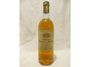 Château Champon-bellevue - Domaine Yvan Réglat - 1989 - Blanc