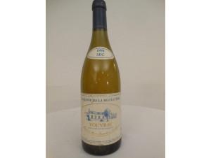 Jean-Marc Gilet Vouvray sec - Domaine de la  Rouletière - Jean-Marc Gilet. - 1998 - Blanc