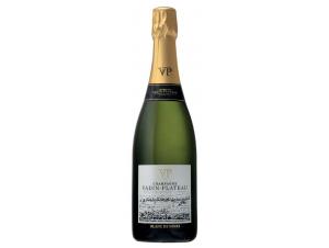 Blanc de Noirs - Champagne VADIN-PLATEAU - Non millésimé - Effervescent