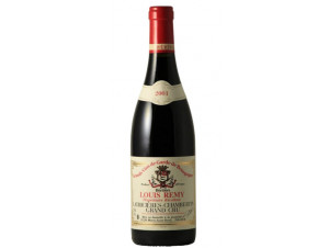 LATRICIERES CHAMBERTIN - DOMAINE LOUIS REMY - 2000 - Rouge