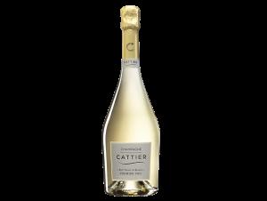 Brut Blanc de Blancs Premier Cru - Champagne Cattier - Non millésimé - Effervescent