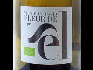 Fleur de Sel - Vignobles David - 2014 - Blanc