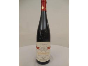 Pinot Noir en fûts de chêne - Schueller Jean & Fils - 2007 - Rouge