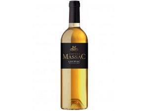 Chateau Massac - Loupiac (Guide Hachette des vins) - Vignobles Arnaud - 2015 - Blanc