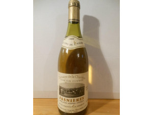 Clos Saint-jacques - Domaine Gigou - 1985 - Blanc