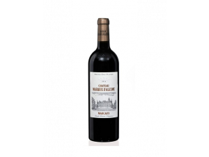 Château Marquis d'Alesme - Château Marquis d'Alesme - 2016 - Rouge