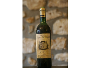 Château Haut Canteloup - Château Haut-Canteloup - 1964 - Rouge