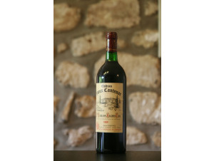 Château Vieux Cantenac - Château Vieux Cantenac - 1989 - Rouge