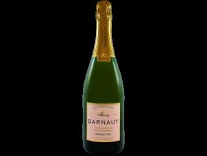 Cuvée Douceur Grand Cru - Sec - Champagne Barnaut - Non millésimé - Effervescent