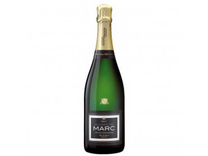 Initiale Noir & Blanc - Champagne Marc - Non millésimé - Effervescent