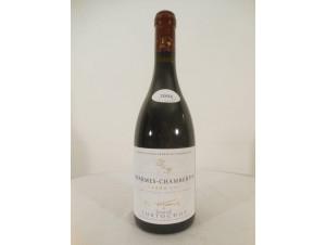 Charmes Chambertin Grand Cru - DOMAINE TORTOCHOT - 2008 - Rouge