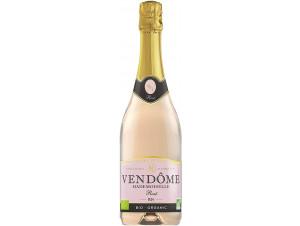 Vendôme Mademoiselle - Rosé pétillant sans alcool - Vendanges Mademoiselle - Non millésimé - Effervescent