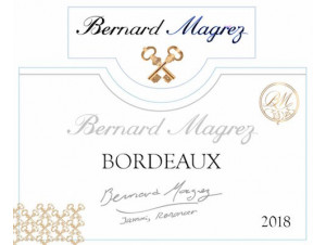 Bordeaux Blanc - Bernard Magrez - 2018 - Blanc