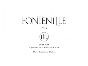 Fontenille - Domaine de Fontenille - 2015 - Rouge