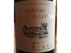 Château Janoy Bellevue - Château Janoy Bellevue - 2016 - Rouge